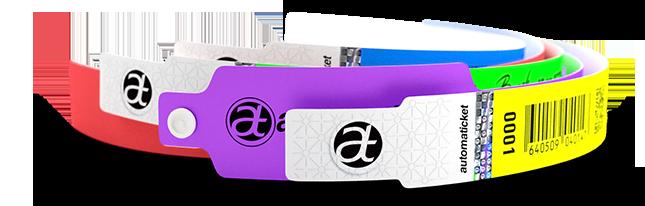 """Será o fim do ingresso de papel? Conheça as """"pulseiras ingresso"""" e a tecnologia por trás da sua entrada nos festivais"""